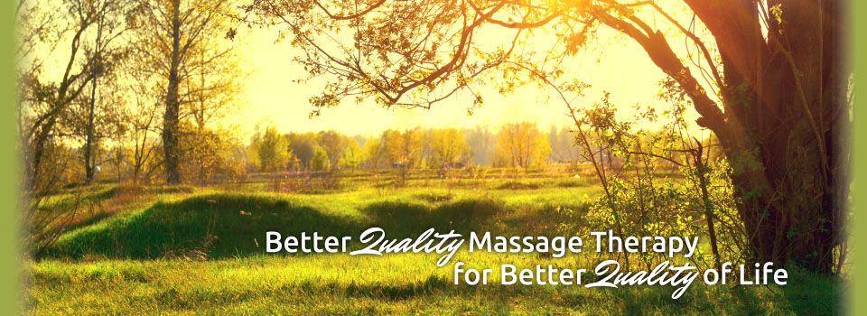 Better Quality Massage Therapy for Better Quality of Life | Trees